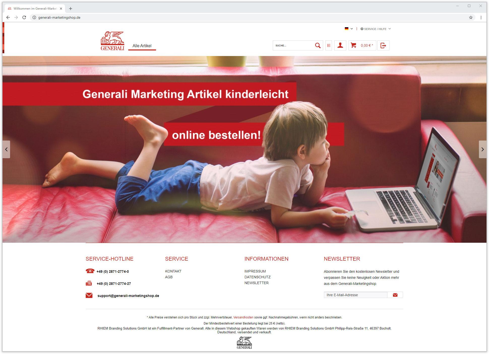 generali-shopware-shop