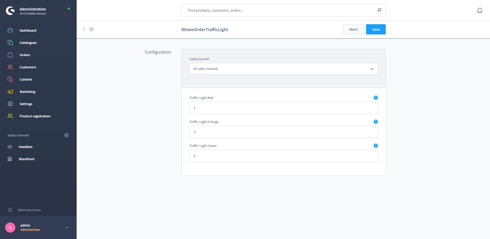 plugin-bestelluebersicht-configuration