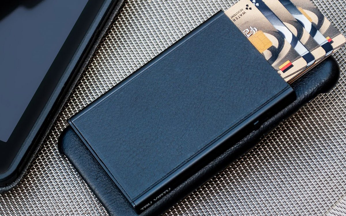 TRU VIRTU – Hochwertige Brieftaschen