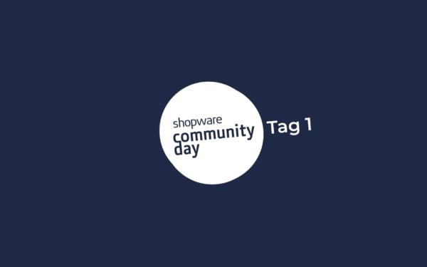 SCD 2020 – Tag 1