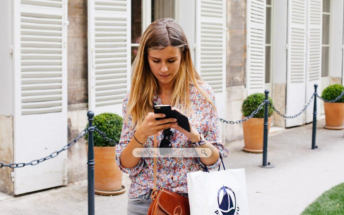 Optimierung der mobilen Suche